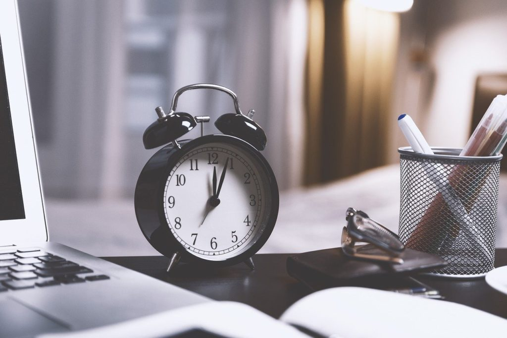 Time management_Tom Life Coaching